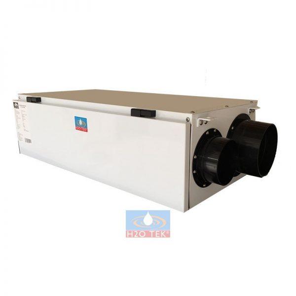 Deshumidificador para ducto con filtro tipo hepa (30 litros)